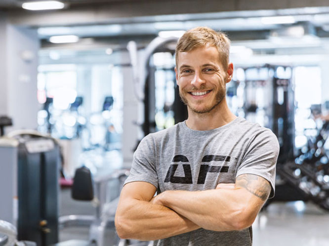 Anytime Fitness Germany Coach Trainer