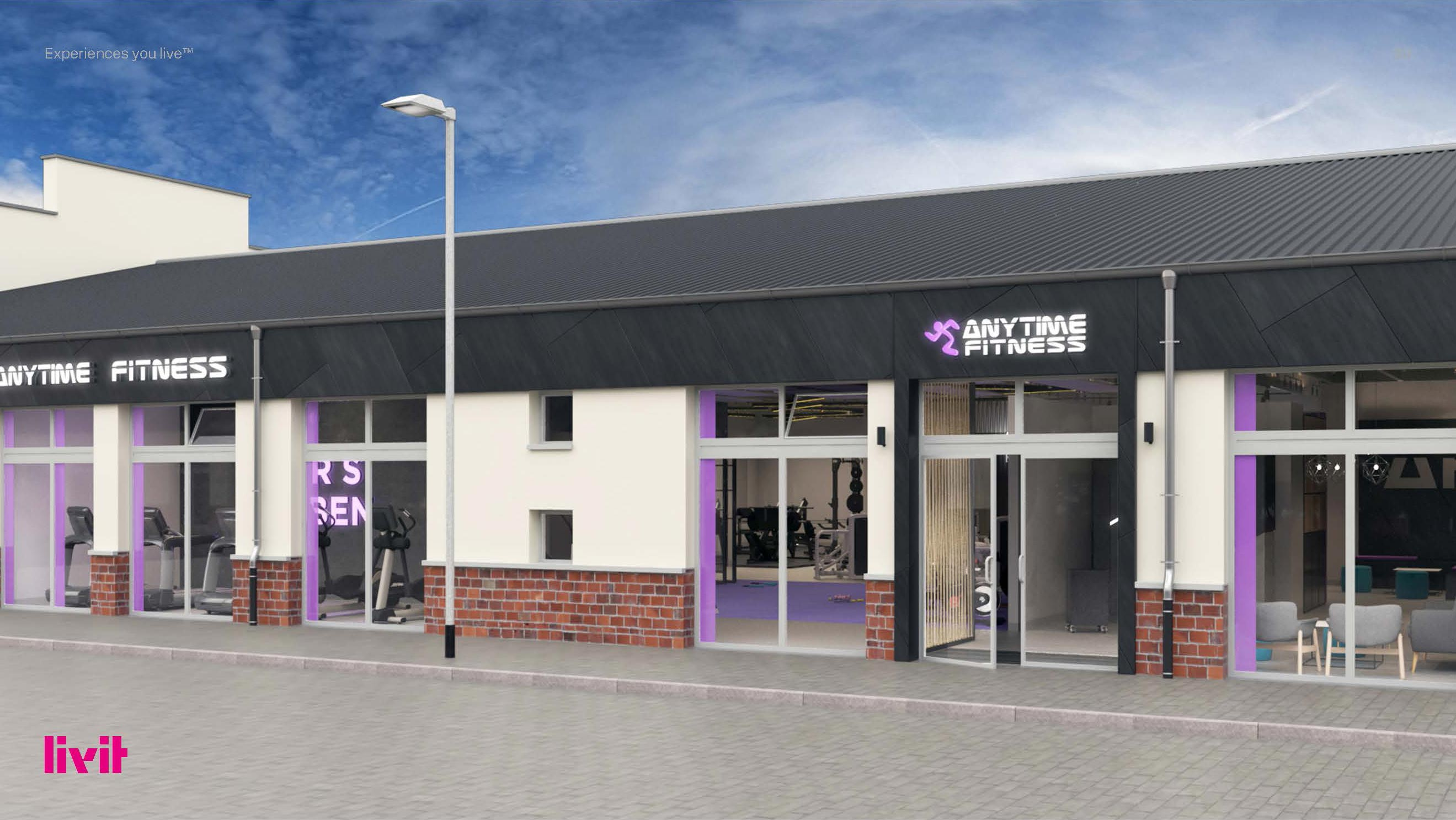 Anytime Fitness Germany Club Gütersloh Carl-Miele